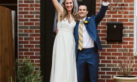 Real Wedding: Jordan and Steve