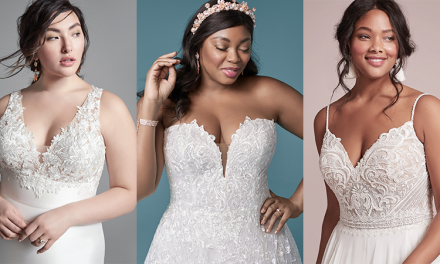 Flattering Wedding Dresses for a Plus Size Bride