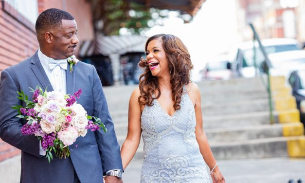 Rustic Glam 25 Year Vow Renewal in Memphis, TN