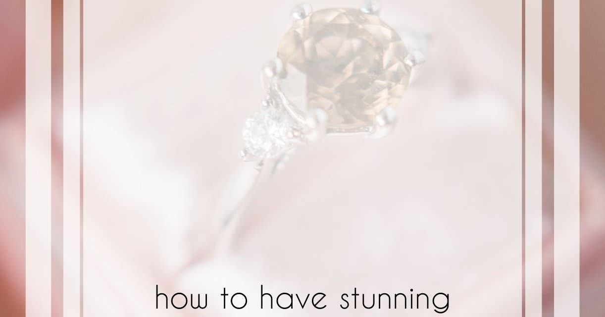 How to Have Stunning Custom Engagement Rings Designed