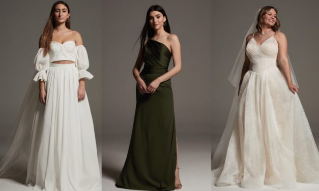 Fall 2020 WHITE x Vera Wang Collection
