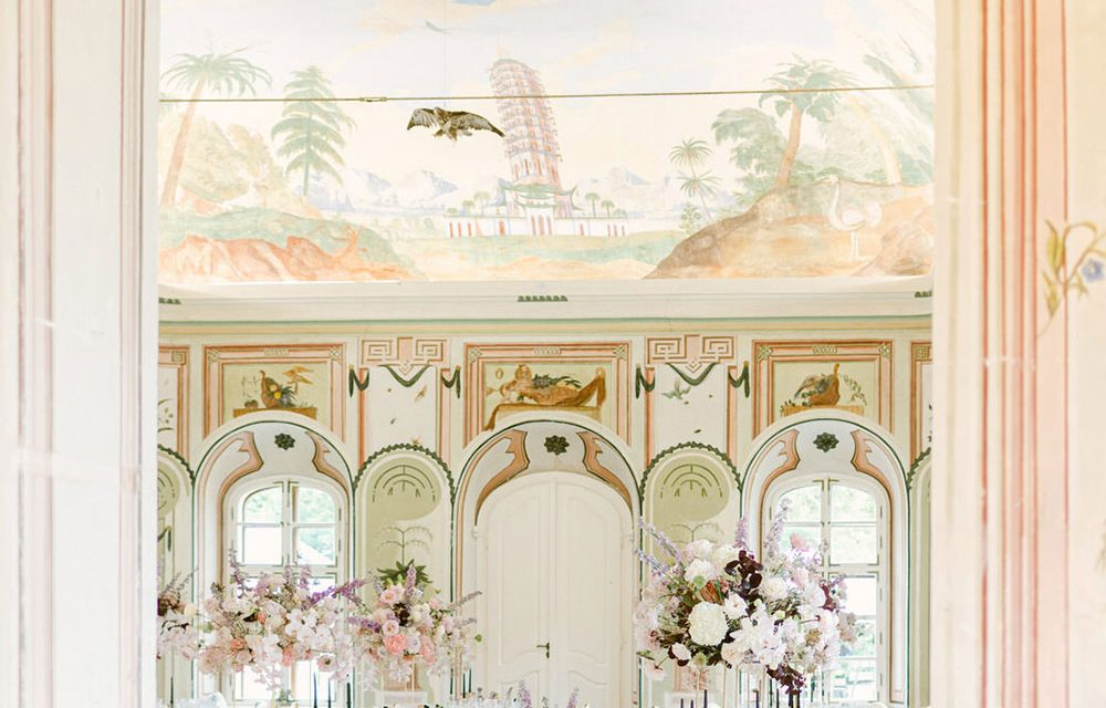 A romantic soft pastel wedding with the most incredible wedding cakes   Real Weddings