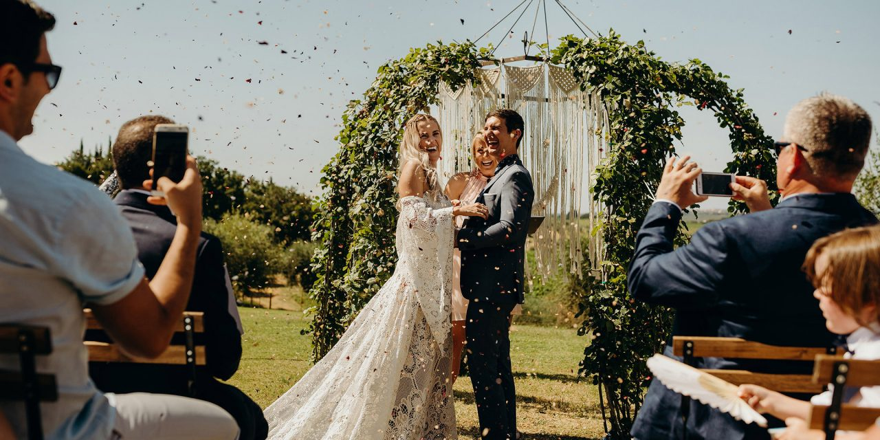 8 Great Details & Ideas For Summer Weddings