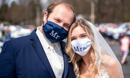 The Ultimate Guide to Finding the Perfect Wedding-Day Mask