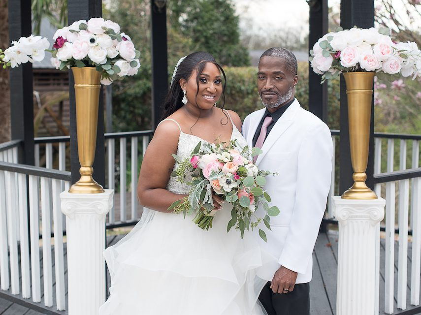 Real Wedding: Natalie & Cleveland