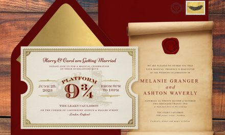 Informal wedding invitation wording flexible enough for 2021's chaotic vibes