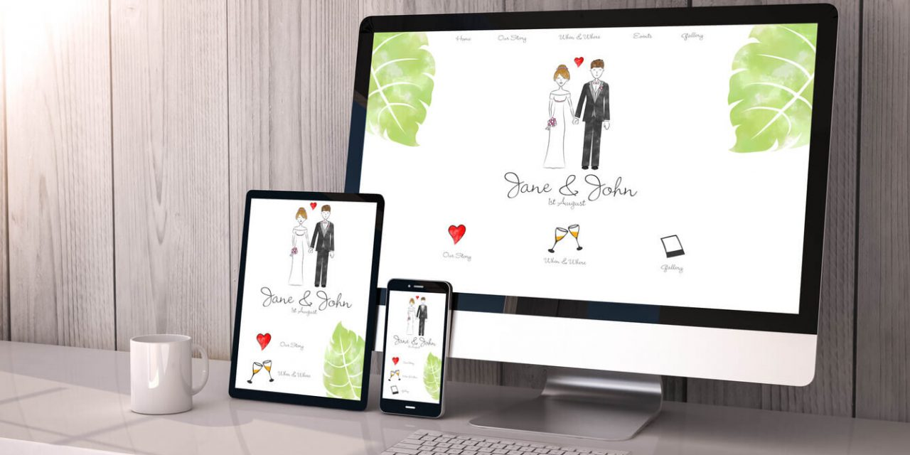 Wedding Website Ideas: 10 Ways to Make Yours Stand Out