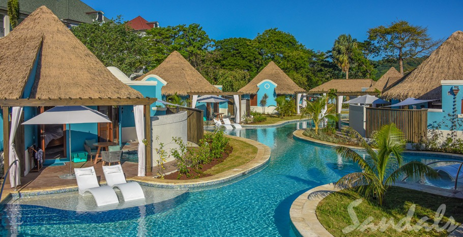 Win a Stay at Sandals South Coast, Jamaica