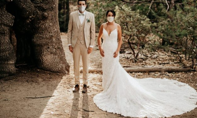 Real Wedding: Alejandra & Roy