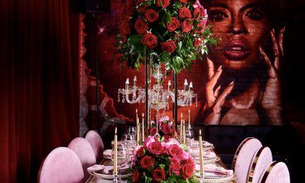"""Spring Flowerbomb"" Styled Shoot in Harlem, New York"